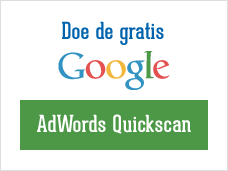 Google Adwords Quickscan
